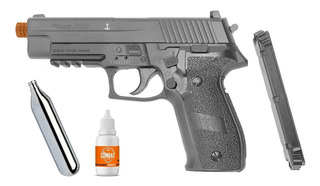 Pistola Pressão Sig Sauer P226 Co2 Full Metal 4,5mm Blowback