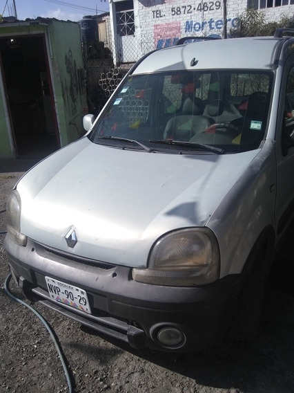 Renault Kangoo 1.6 Pasajeros Sportway Mt 2008