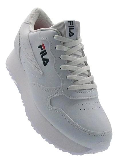 Zapatillas Fila Mujer Euro Jogger Wedge Sl ( 877431 )