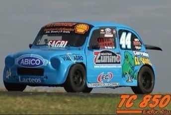 Fiat 600 Competición