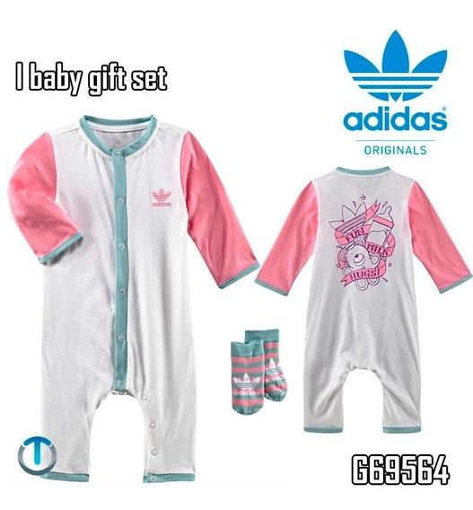 Pijama Cocoliso adidas Originals Bebe Niña Baby