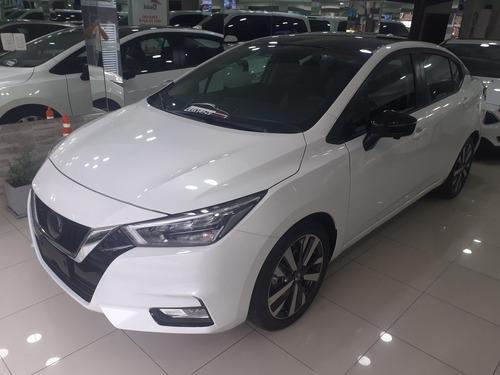 Nissan Versa 2021 1.6 Luxury Anticipo Y Cuotas