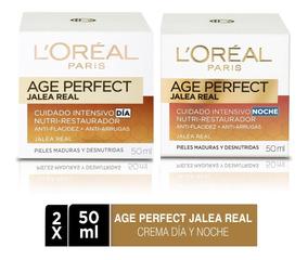 Pack Age Perfect Jalea Real Día Y Noche L