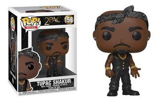 Funko Pop Tupac Shakur 158 Envío Incluido