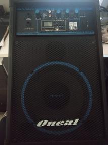 Caixa De Som Multiuso Oneal Mod. Ocm 290