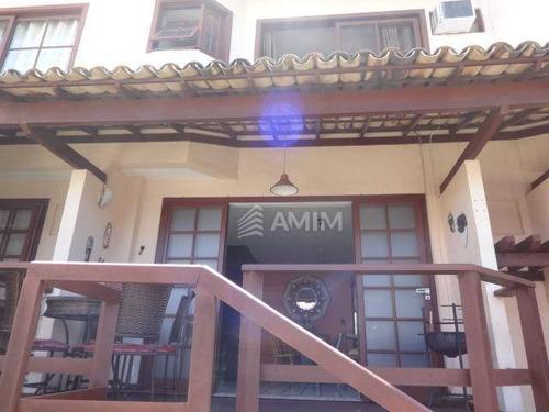 Imagem 1 de 29 de Casa Com 3 Quartos À Venda, 180 M² Por R$ 900.000 - Camboinhas - Niterói/rj - Ca0727