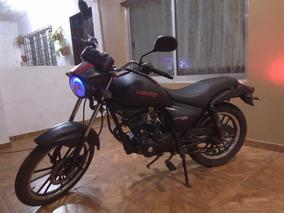 Moto Vento Rebellian 200cc 2016