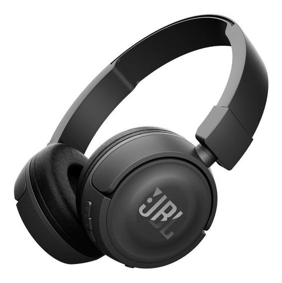 Fone de ouvido sem fio JBL T450BT preto