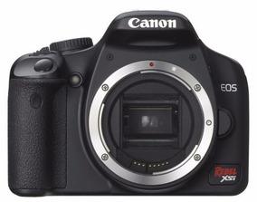 Canon Xsi Somente O Corpo C/ Bateria E Carregador