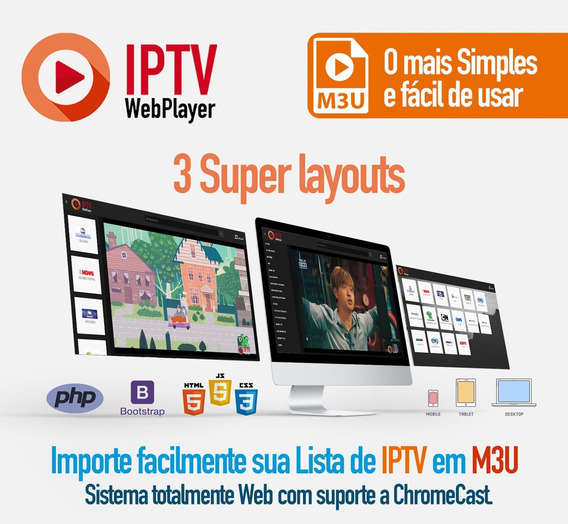 Tv Online Web Player Php