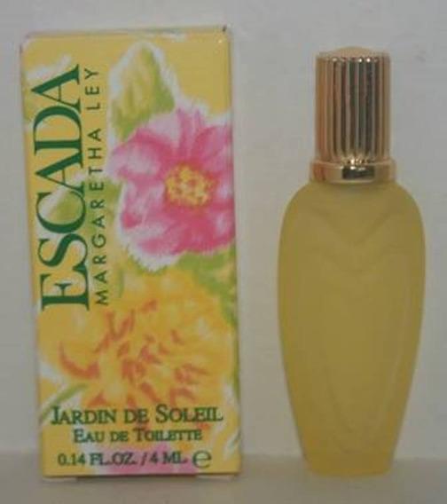 Miniatura De Perfume: Escada - Jardin De Soleil - 4 Ml - Edt