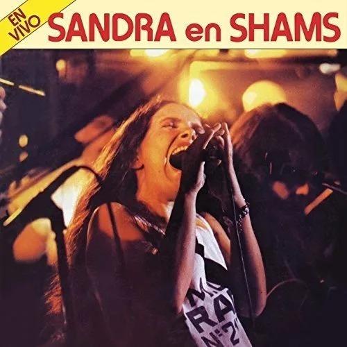 Mihanovich Sandra - Sandra En Shams - En Vivo (vinilo)