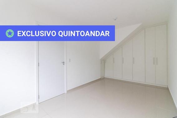Apartamento Térreo Com 1 Dormitório E 1 Garagem - Id: 892949779 - 249779