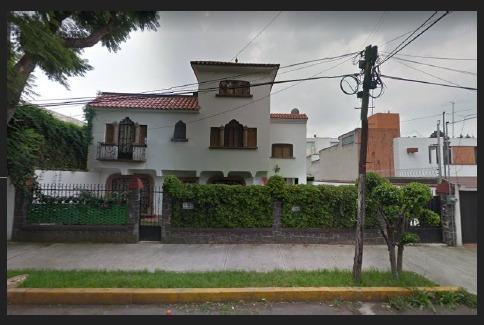 Preciosa Casa Country Club, Col. Churubusco Remate Bancario