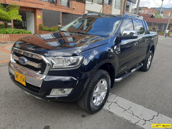Ford Ranger Limited At 3200 4x4 Diesel