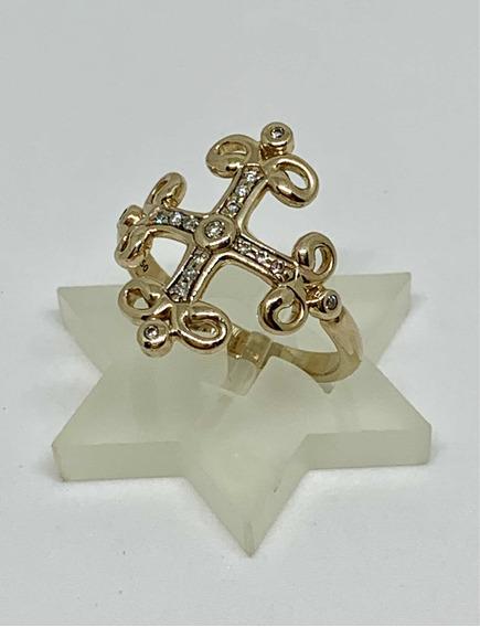Glitter Anel H Stern Coleção Papa Pop Ouro Nobre Diamantes