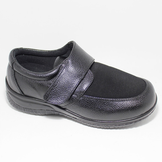 Zapatos Dama Ancho Pie Diabético Plantillas Re-movibles D