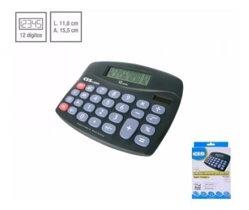 Calculadora De Mesa Cis C-206n5 Sertic