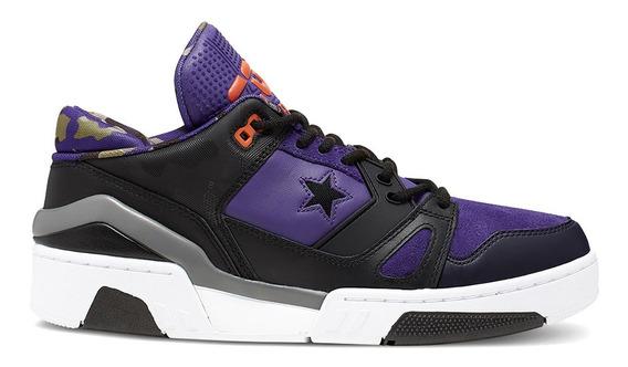 Tênis Converse Erx 260 Low Top Court Purple #42br / 10us