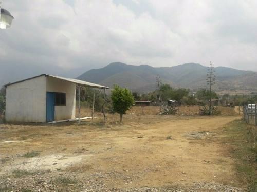 Venta De Terreno En Tlalixtlac De Cabrera, Oaxaca De Juarez, Oaxaca.
