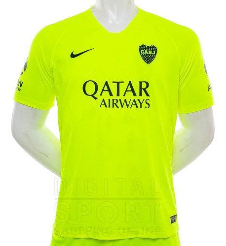 Camiseta Boca Juniors (2017-2018)