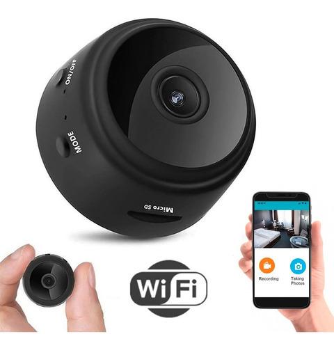 Cámara Oculta Espía Wifi Full Hd 1080p A Batería Visión Noct
