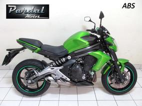 Kawasaki Er 6n Abs 2013 Verde