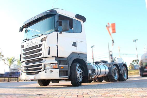 Scania R480 6x4 2019/20 - Automático No Cavalo 0km