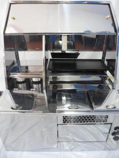 Kit Hot Dog Towner Fiorino Kangoo Cachorro Quente Lanches