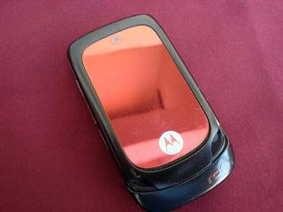 Celular Motorola Em 28 - Defeito