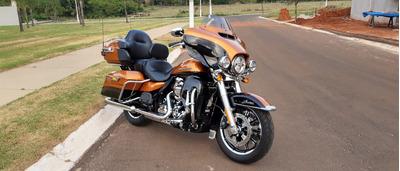 Harley Davidson Electra Glide Ultra Limited 2014 Nova!!
