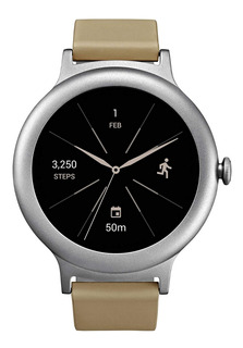 Reloj Smartwatch Lg Resiste Agua Bluetooth Watch Style 2098