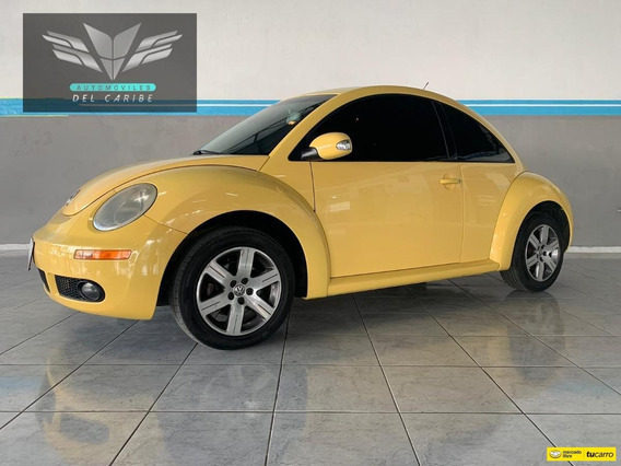 Volkswagen New Beetle Automatico