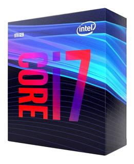 Procesador Cpu Intel Core I7 9700f Octa Core 3.0 A 4.7ghz
