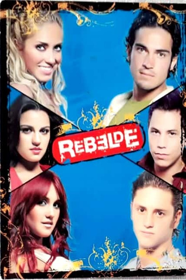 Novela Rebelde Completa + Rbd Live In Hollywood + Vídeos Rbd