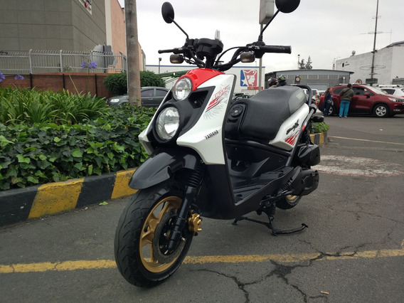 Yamaha Bws X Como Nueva
