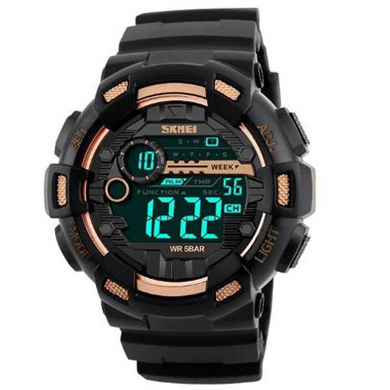 Relógio Masculino Skmei Digital 1243 Esporte A Prova D