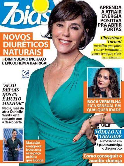 Revista 7 Dias 723 - Christiane Torloni - Nova Última Edição