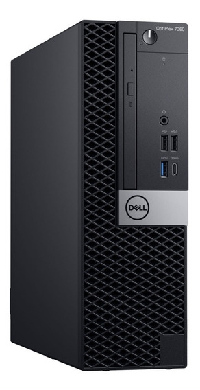 Dell Desktop Optiplex 7060 Sff, Core I5-8500, 8gb, 500hd W10