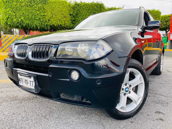 Bmw X3 2.5 Sia Top Line At 2005 Autos Usados Puebla