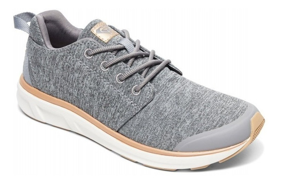 Roxy Zapatillas Fitness Mujer Set Session Il Gris Fkr