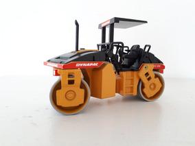 Miniatura Dynapac Rolo Compactador - Escala 1/35