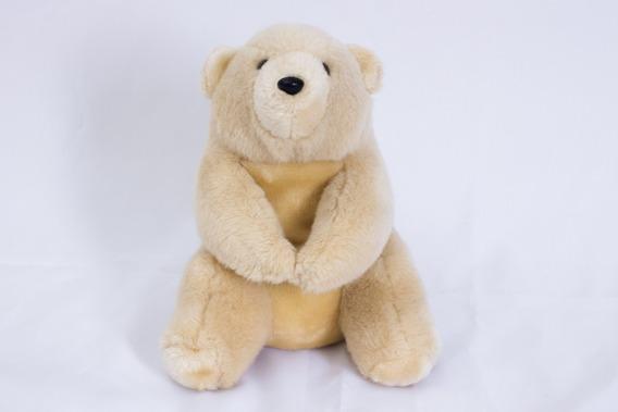 Urso Polar De Pelúcia