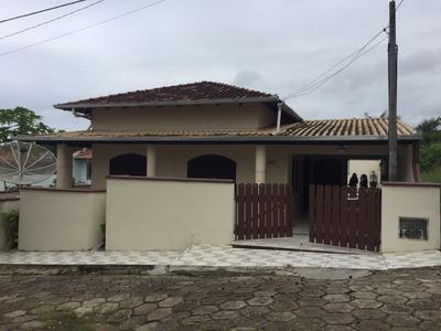 Casa Barra Velha 400 Metros Do Mar Mobiliado - 58820