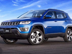 Jeep Compass 2.0 Longitude Flex 2018 0km