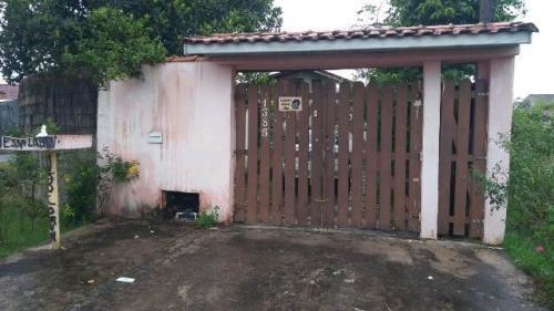 Casa No Jardim Grandesp Em Itanhaém Sp - 6569   Npc