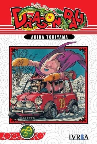 Dragon Ball 39 - Akira Toriyama