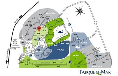 Sepultura Parque Del Mar De Con Con