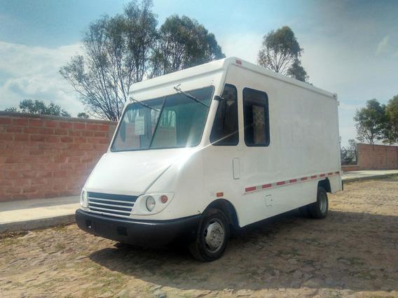 Sprinter Mercedes Benz Vanette Food Truck Doble Rodado 2005