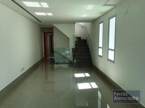 Casa Com 3 Dormitórios À Venda, 130 M² Por R$ 885.000,00 - Boqueirão - Santos/sp - Ca0023